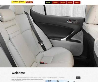 Auckland Seatbelts