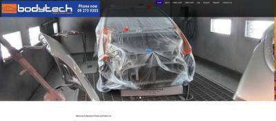 BodyTech Panel and Paint Ltd