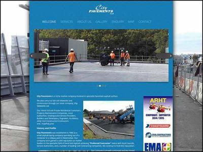 City Pavements Ltd