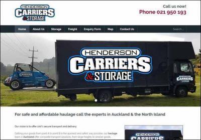 Henderson Carriers Ltd