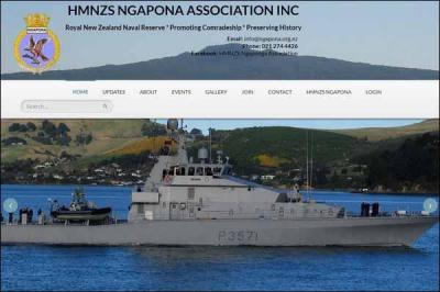 HMNZS Ngapona
