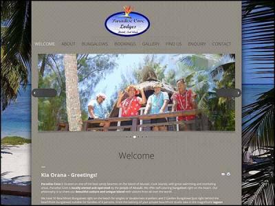 Paradise Cove Aitutaki
