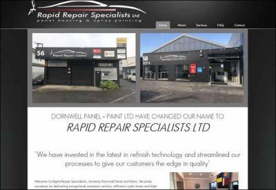 Rapid Repair Specialists Ltd